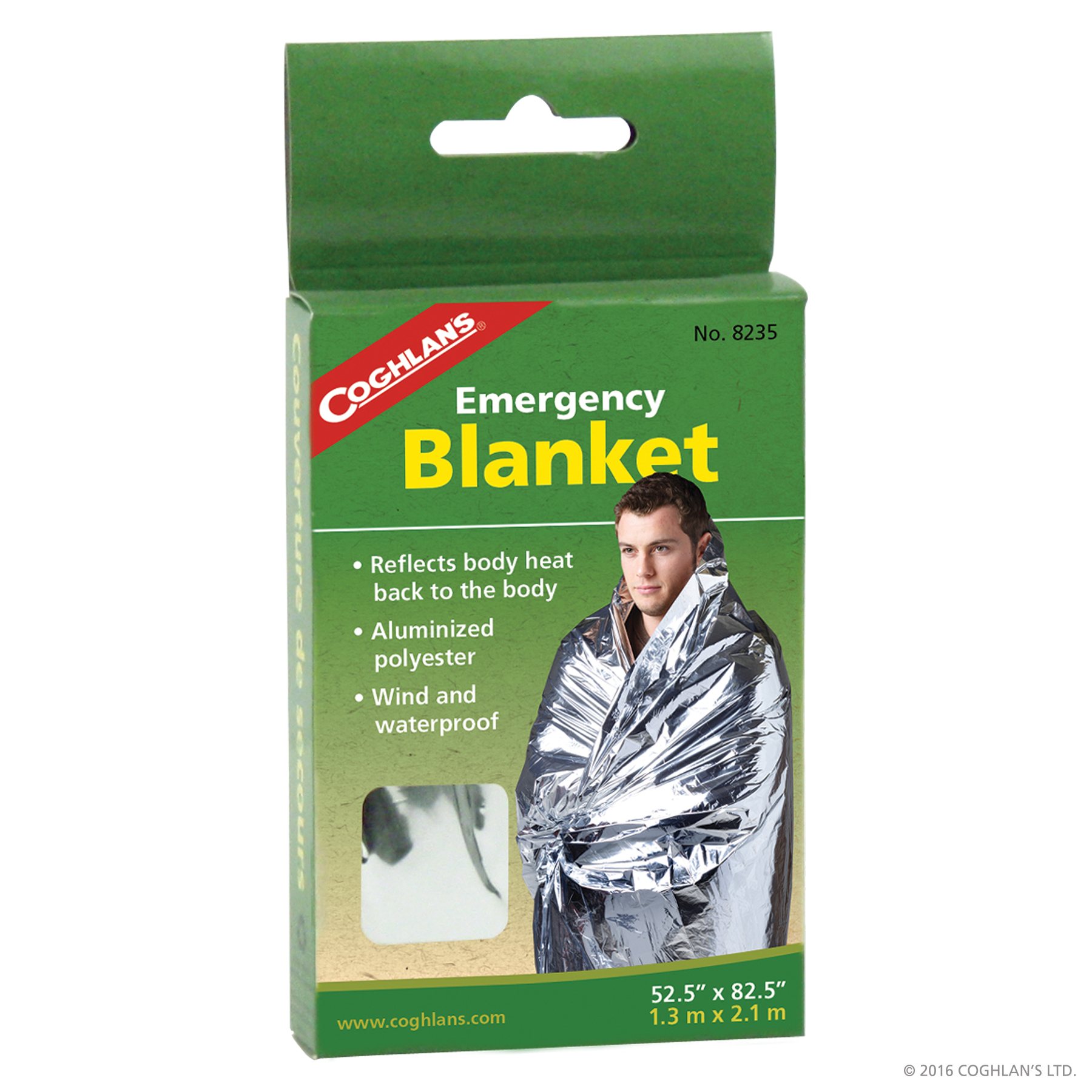 Coghlan's Emergency Blanket